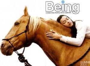 Jockey Being Magazine