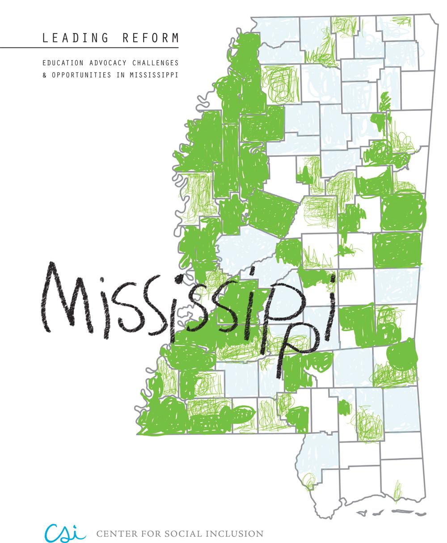 Leading Reform, Mississippi, Tronvig Group