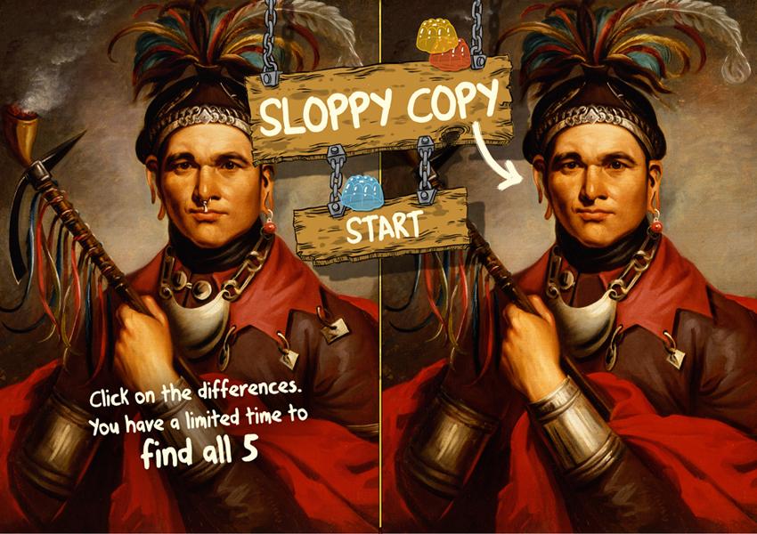 Sloppy Copy