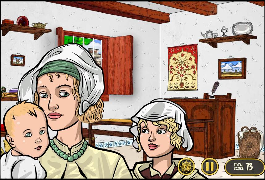 Educational Game for Kids, Margrieta Van Varick, Tronvig Group