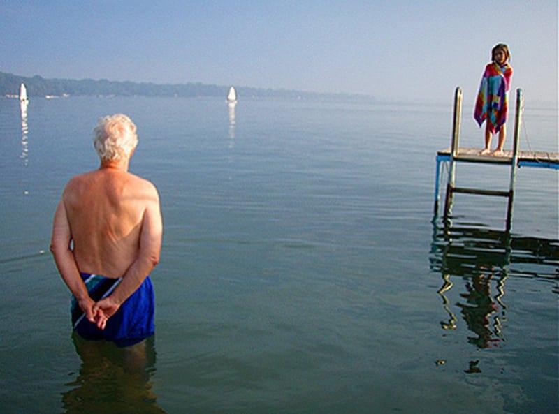 Dale L. Heaton at Twin Lakes