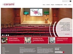 Cerami Associates Websites