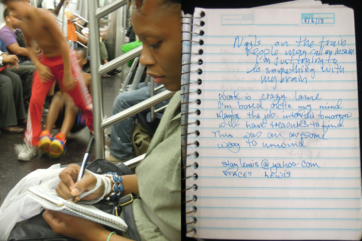 Poems by New Yorkers