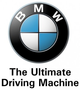 BMW logo brand power