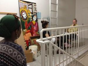 Museum Camp 2014, Santa Cruz, Persona Interview