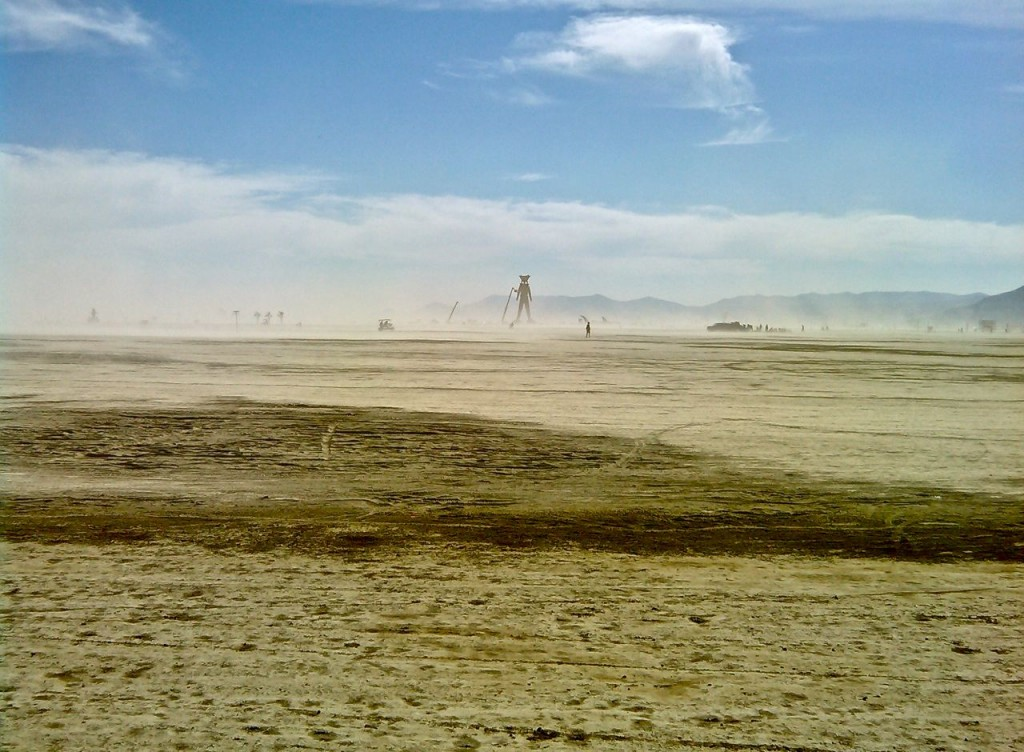 Burning Man and the Brand of America