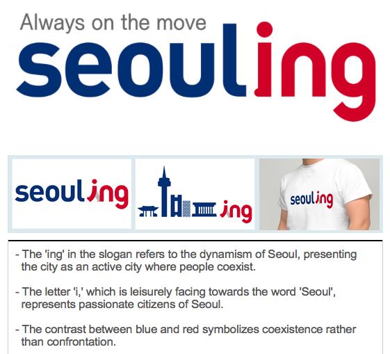 New Seoul Brand Seouling