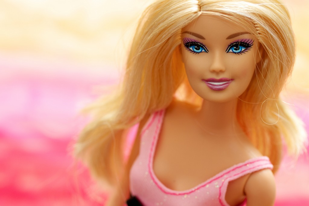not a new Barbie