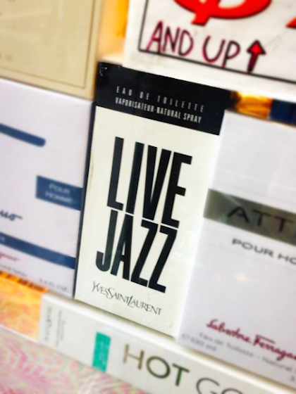 jazz in marketing, live jazz by ysl