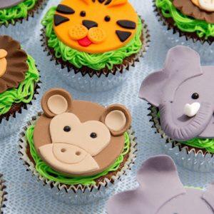American cupcakes cute