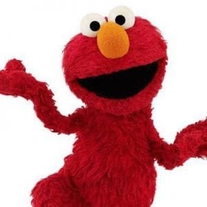 American cute Elmo; cuteness and culture
