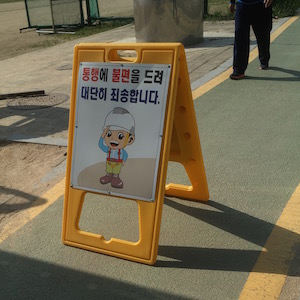 korean cute construction
