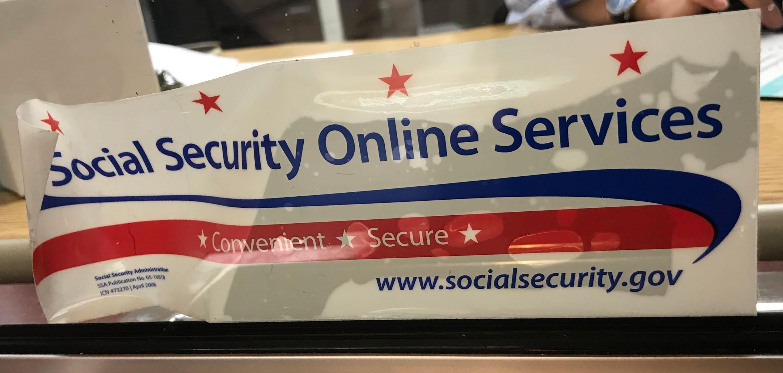 Dear Social Security Administration